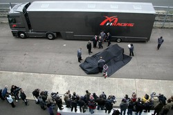 The MF1 Racing M16 about to be unveiled