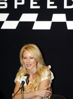 Press conference: recording artist Jewel