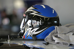Helmet of Ryan Newman