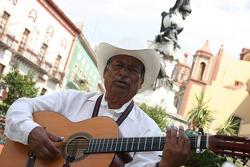 A mariachi