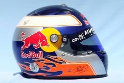 Helmet of Robert Doornbos