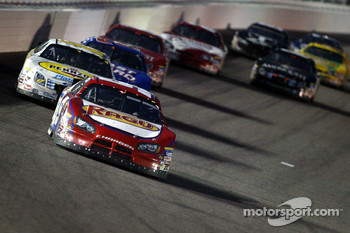 Kasey Kahne leads the field