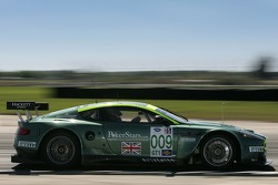 #009 Aston Martin Racing Aston Martin DB9: Jason Bright, Pedro Lamy, Stephane Sarrazin