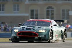 #007 Aston Martin Racing Aston Martin DB9: Tomas Enge, Nicolas Kiesa, Darren Turner