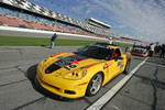 Corvette pace car for the ARCA 200 at Daytona