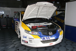 JAS Motorsport Honda Accord Euro R