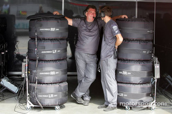 McLaren Mercedes new team clothes