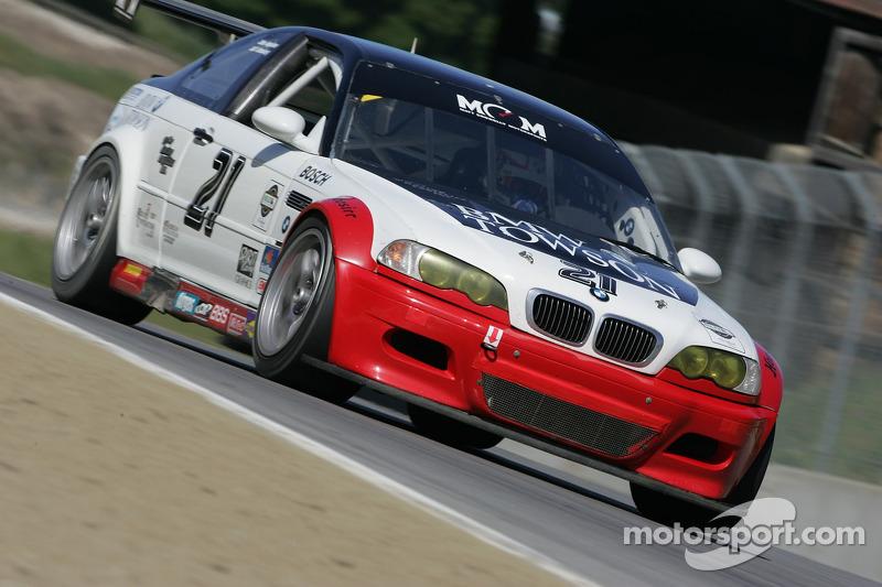 21 Matt Connolly Motorsports Bmw M3 Jeff Altenburg John