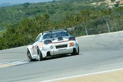 #70 SpeedSource Mazda RX-8: David Haskell, Sylvain Tremblay