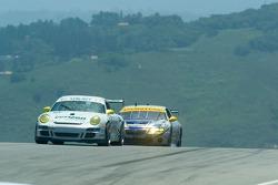 #81 Synergy Racing Porsche GT3 Cup: Steve Johnson, Robert Nearn