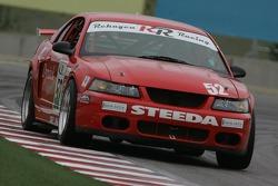 #52 Rehagen Racing Mustang Cobra SVT: Audrey Zavodsky, Bill Cotter
