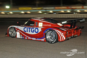 #11 CITGO Racing by SAMAX Pontiac Riley: Milka Duno, Olivier Beretta, Ian James