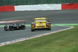 #75 Perspective Automobiles Porsche 996 GT3 RSR: Nigel Smith, Joao Barbosa, Philippe Hesnault