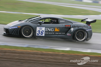 #36 S-Berg Racing Lamborghini Gallardo GT3: Dennis Retera, Jaromir Jirik
