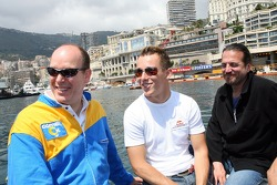 Poseidon Operation: Prince Albert of Monaco and Christian Klien