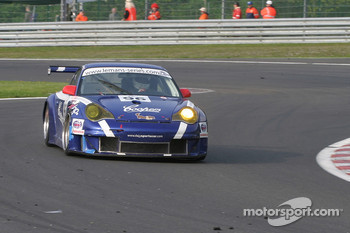 #96 James Watt Automotive Porsche GT3 RSR: Paul Daniels, Jack Elsegood, Xavier Pompidou