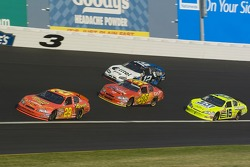Kevin Harvick, Tony Raines, Ryan Newman and Paul Menard