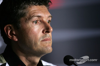 FIA press conference: Nick Fry