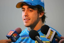 Michelin press conference: Fernando Alonso