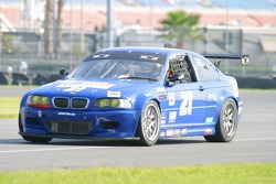 #21 Matt Connolly Motorsports BMW M3: