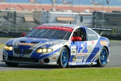 #65 TRG Pontiac GTO.R: Marc Bunting, Andy Lally, RJ Valentine