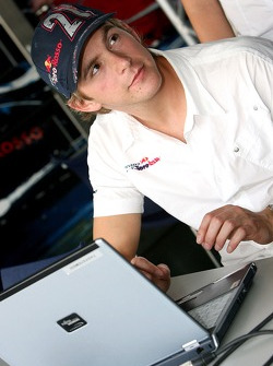 Red Bull chilled Thursday: Scott Speed