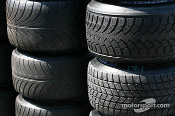 Michelin wet weather tyres