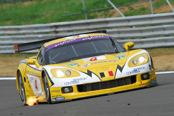 #4 GLPK Racing Corvette C6R: Bert Longin, Anthony Kumpen, Mike Hezemans, Kurt Mollekens