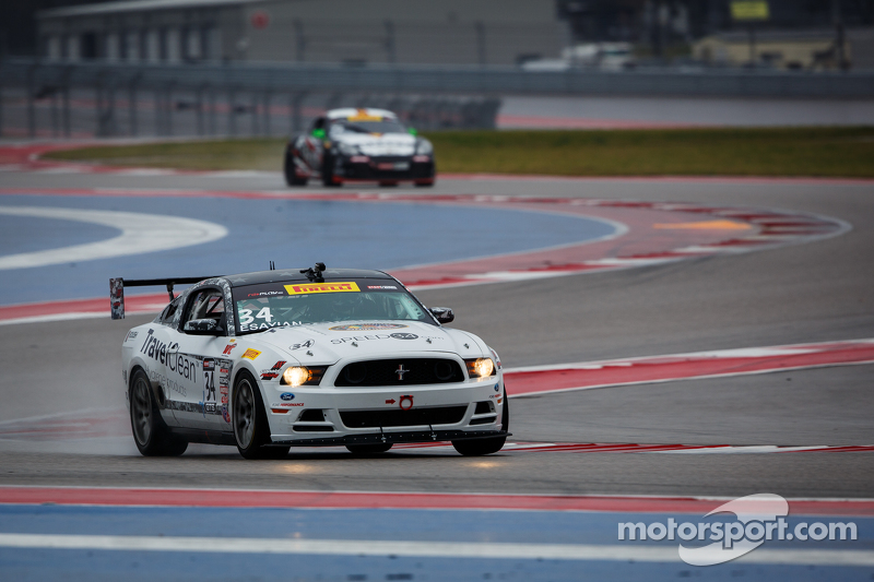 #34 Capaldi Racing Ford Mustang Boss 302: Nick Esayian