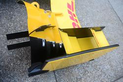 The new Honda aero kit