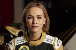 Carmen Jorda, Lotus F1 Team developmental driver