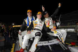 Race winners #5 Action Express Racing Corvette DP: Joao Barbosa, Sébastien Bourdais, Christian Fittipaldi