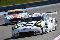 #92  保时捷北美,Manthey保时捷911 RSR: Patrick Pilet, Frederic Makowiecki, Wolf Henzler