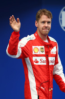Sebastian Vettel, Ferrari gets 3rd place in Qualifying