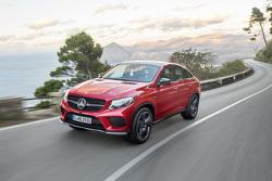 De Mercedes GLE AMG Coupé