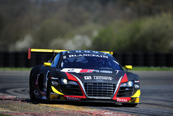 #2 Belgian Audi Club Team WRT Audi R8 LMS Ultra: Christopher Mies, Enzo Ide