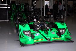 #31 Extreme Speed Motorsports HPD ARX 03B - HPD: Ed Brown, David Brabham, Jon Fogarty