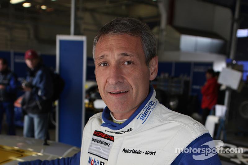 Gianluca Roda, Sieger des Porsche-Cups 2010