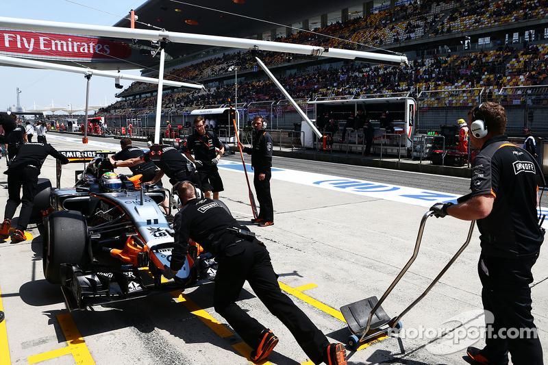 Гран при Китая 2015 Формула 1 Результаты