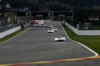 Le Mans style line-up
