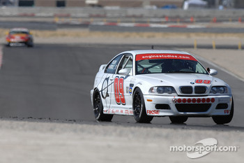 #09 Automatic Racing BMW M3: David Riddle, Kris Wilson