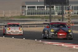#67 TRG Porsche GT3 Cup: Mike Solley, Marc Bullock