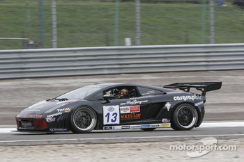 #13 Reiter Engineering Lamborghini Gallardo GT3: Albert Von Thurn und Taxis, Phil Bastiaans