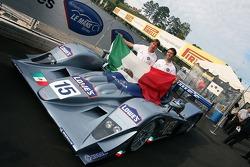 Fernandez Racing Lowe's Acura Lola LMP2 presentation: Adrian Fernandez and Luis Diaz present the Acura Lola LMP2