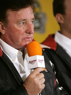 Richard Childress Racing Shell sponsorship press conference: Richard Childress