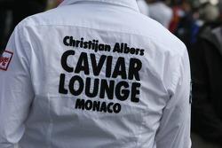 Christijan Albers Caviar Lounge shirt