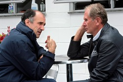 Franz Tost and Helmut Marko