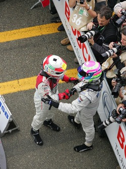 Bruno Spengler and Tom Kristensen