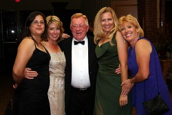 Don Panoz and guests