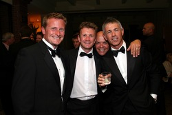 Allan McNish, Rinaldo Capello and friends